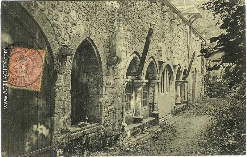 Abbaye_cloître