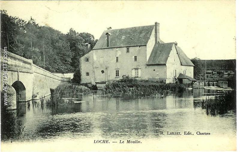 Moulin de loché