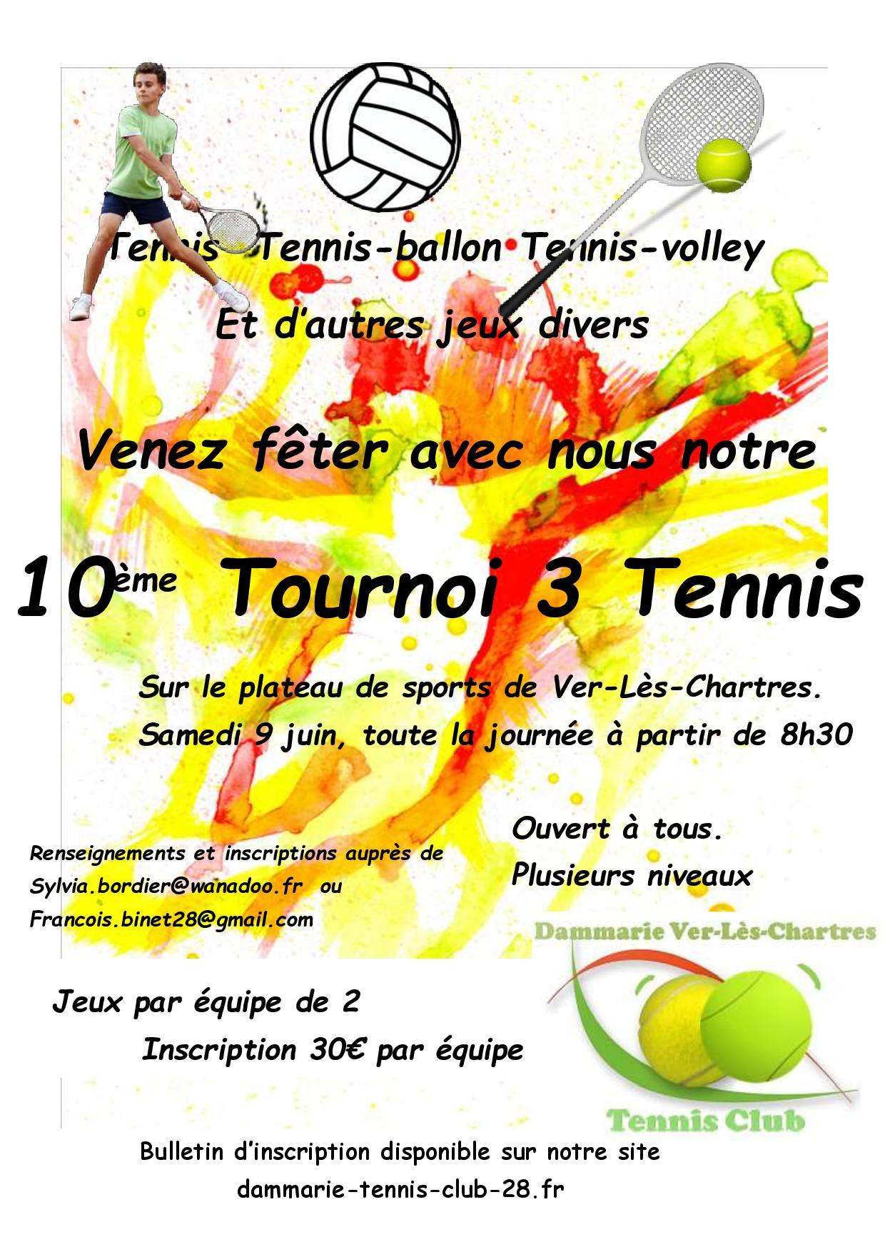 Tournoi 3 t